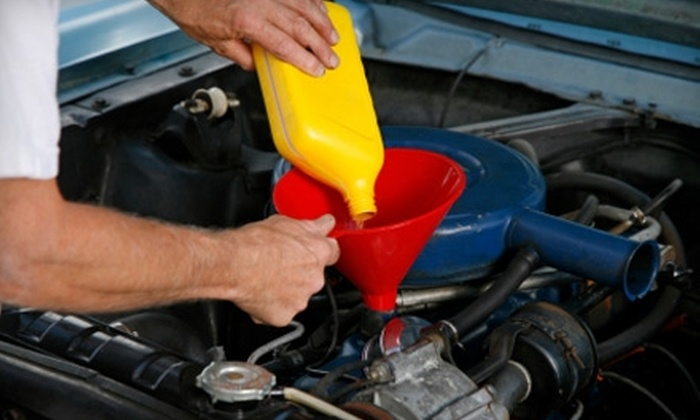 Meineke Car Center - Montgomery: $9 for a Basic Oil Change at Meineke Car Center ($19.95 Value)