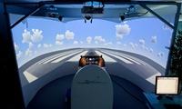 Découverte d1h30 ou 3h sur simulateur Pro avec instructeur à 99 € chez LOR N AIR