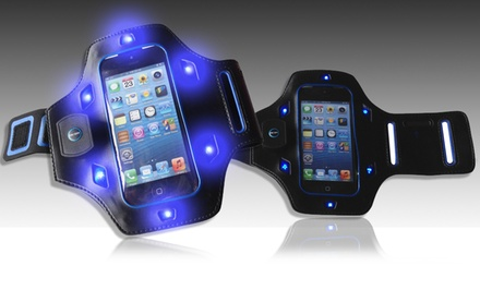 3D Luxe LED Smartphone Armband. Multiple Colors Available.