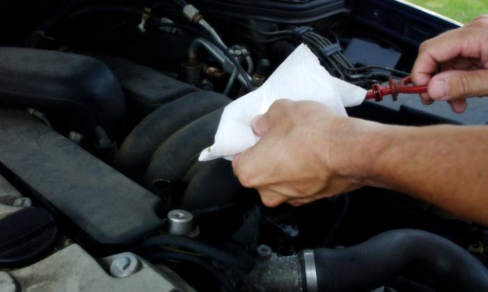 Blatt Tire - Cheltenham: Oil Change or All-Wheel Alignment at Blatt Tire (Up to 50% Off)