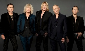 Def Leppard With Foreigner And Tesla At Bok Center On Friday, October 9, At 7 P.m. (up To 50% Off)