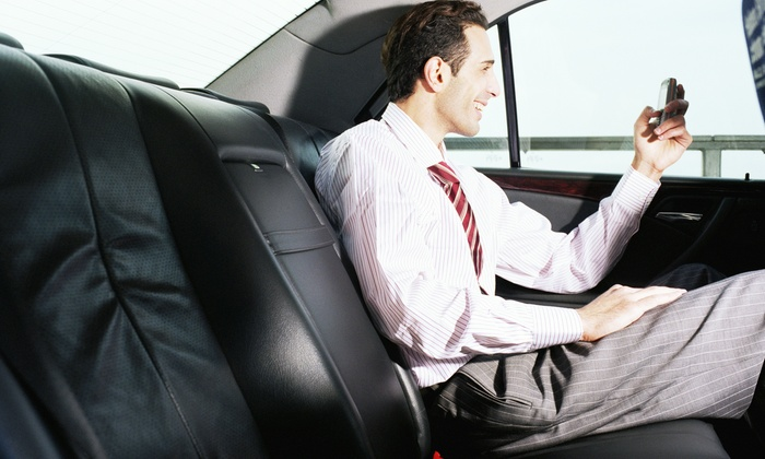 Arama Limo Services - Atlanta: $109 for $199 for a Round-Trip Airport Service for Two from Arama Limousine and Car Service