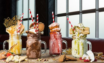 image for Choice of Two Freakshakes at The Swan Hotel