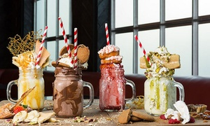 The Swan Hotel: Choice of Two Freakshakes at The Swan Hotel