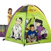 Tent-and-Tunnel Play Sets