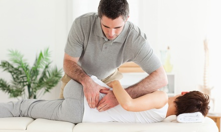 Chiropractic Exam with X-rays and One, Two, or Four Adjustments at Townsend Chiropractic (Up to 91% Off)