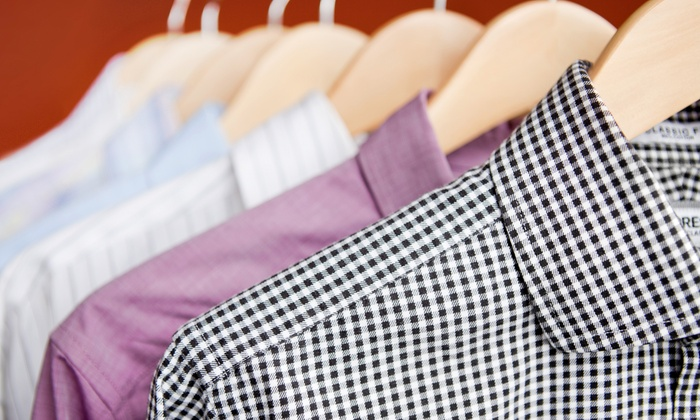 One Click Cleaners - Dallas: $10 for $20 Worth of Mobile Dry-Cleaning Services
