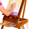 40% Off a Kids' Painting Class and Playtime