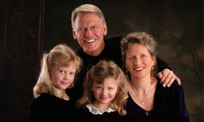 Accent Photography - Plymouth - Wayzata: $70 for a Two-Hour Family Portrait Session with Prints at Accent Photography ($450 Value)