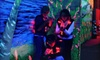Up to Half Off Tropically Themed Laser Tag