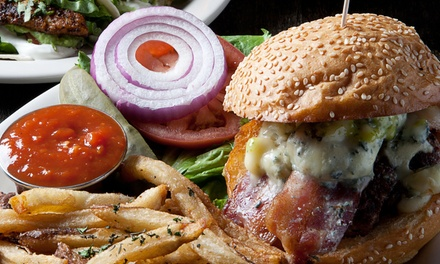 Pub Food and Drinks During Lunch or Dinner at Fifteenth Avenue Hophouse (Up to 50% Off)