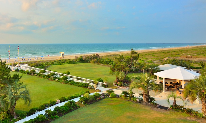 Peaceful Getaways along Carolina Coast