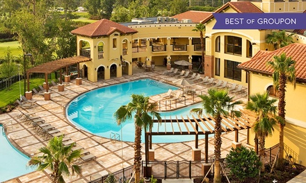Stay at Lighthouse Key Resort and Spa in Kissimmee, FL. Dates through August.