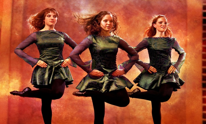 Celtic Fire - The Sanford Center : Celtic Fire on April 28 at 7 p.m.