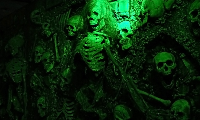 Ghoulie Manor - Silver City Galleria Mall: Admission for Two to Ghoulie Manor (Up to 50% Off). Four Options Available.