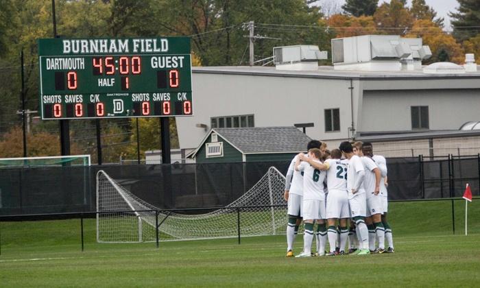 Dartmouth Soccer Academy - Hanover:  $399 for Dartmouth Soccer Academy 4-Day Overnight Soccer Camp for High-School Boy with Meals ($710 Value)