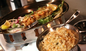 Akbar Cuisine of India: Indian Cuisine at Akbar Cuisine of India (37% Off)