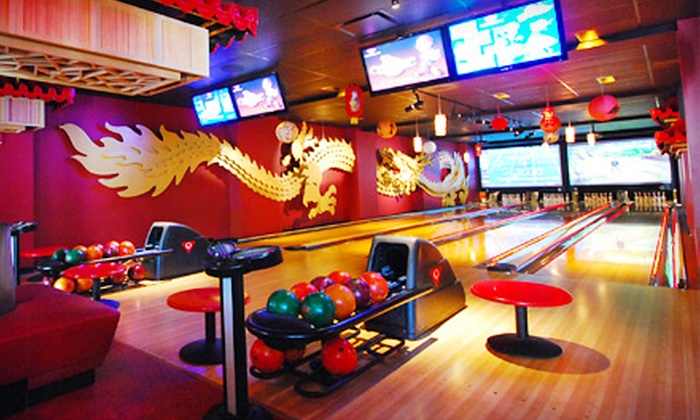 Bowlmor Lanes - Multiple Locations: Upscale Bowling and Shoe Rental at Bowlmor Lanes. Two Locations Available.
