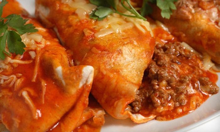 La Majada Restaurant - South Austin: $20 for $40 Worth of Mexican Fare at La Majada Restaurant in Oak Park
