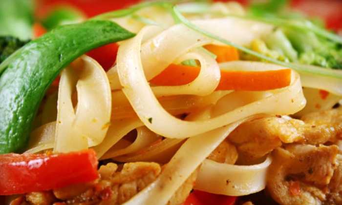 Tom Yam Goong Thai Cuisine - Kanata Lakes - Marchwood Lakeside - Morgan's Grant - Kanata: $20 for $40 Worth of Thai Fare at Tom Yam Goong Thai Cuisine