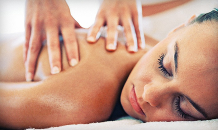 Caressence Therapeutic Massage - Greenbelt: $59 for a 90-Minute Massage or 60-Minute Body Wrap at Caressence Therapeutic Massage in Greenbelt (Up to $120 Value)