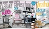 """""""Style at Home"""" - Willowdale: $10 for a One-Year Subscription to """"Style at Home"""" Magazine ($19 Value)"""