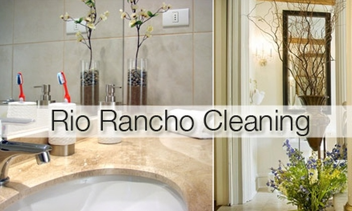 Rio Rancho Cleaning - Albuquerque: $45 for Two Hours of House-Cleaning Services from Rio Rancho Cleaning ($130 Value)