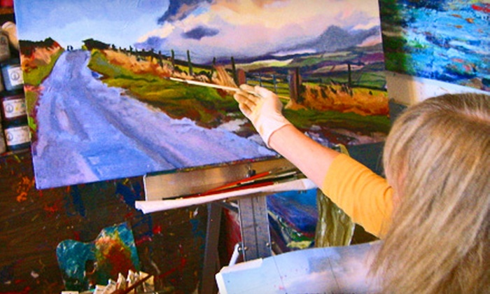 The Art Studio NY - Upper West Side: $50 for $100, $65 for $150, or $80 for $300 Worth of Art Classes, Workshops, and Programs at The Art Studio NY.