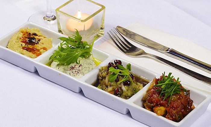 Mengen Sofrasi - Glebe: Three-Course Turkish with Bottle of Wine for Two ($39), Four ($78) or Six ($117) at Mengen Sofrasi (Up to $291 Value)