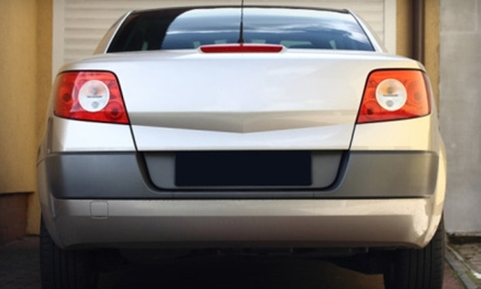 Havoline Fast Lube-Diamond Car Wash - Charlotte: $14 for Three Level-One Car Washes at Havoline Fast Lube-Diamond Finish Car Wash ($29.85 Value)
