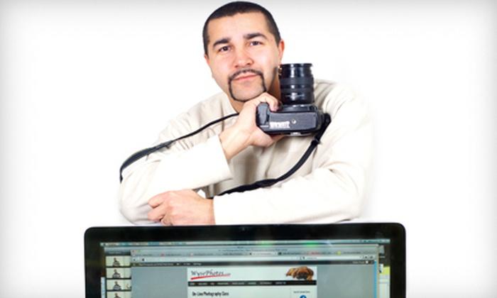 WysePhotos.com: $39 for an Online Photography 101 Class from WysePhotos.com ($180 Value)