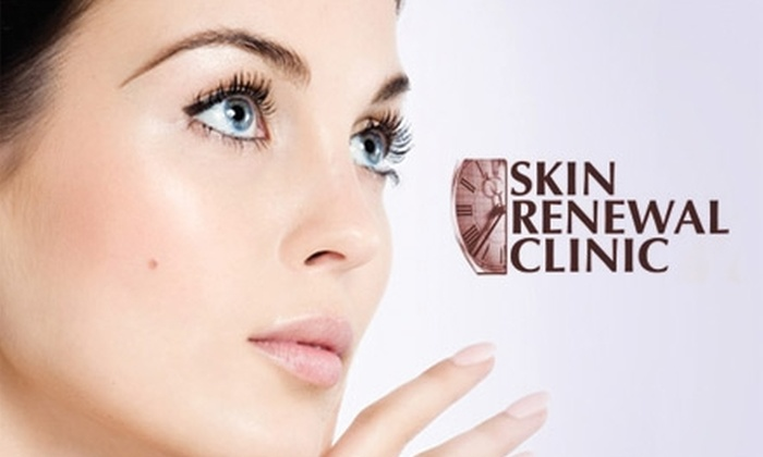 Skin Renewal Clinic - Briargate: $59 for a Microderm-Infusion Treatment at Skin Renewal Clinic ($150 Value)