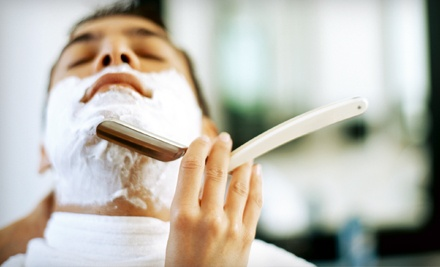 Phresh Men's Salon: Men's Haircut - Phresh Men's Salon in Ottawa