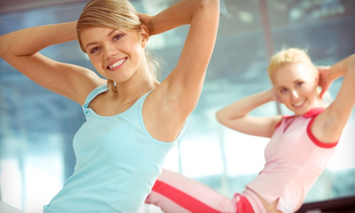 Fitness Together - Tulsa: Six or Eight Small-Group Personal-Training Sessions at Fitness Together (Up to 77% Off)