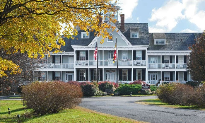 Kent Manor Inn - Stevensville, MD: Two-Night Stay for Up to Five at Kent Manor Inn in Maryland