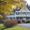 Historic Inn amid Verdant Maryland Landscape