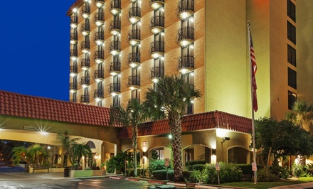 Groupon Deal: Stay at Crowne Plaza Suites Houston. Dates into January.