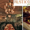 60% Off at Rustico Grill
