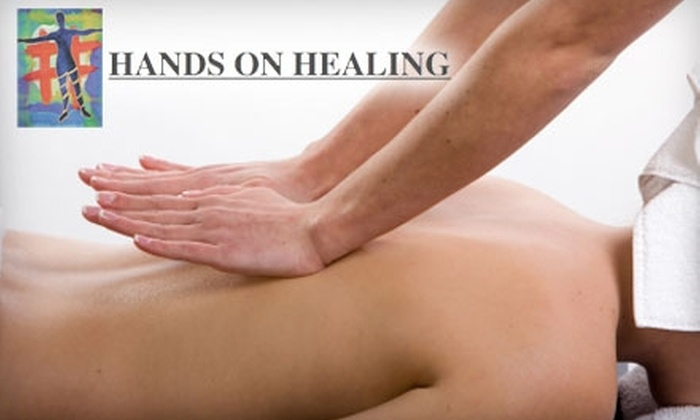 Hands on Healing - Montgomery: $30 for a One-Hour Massage at Hands on Healing ($60 Value)