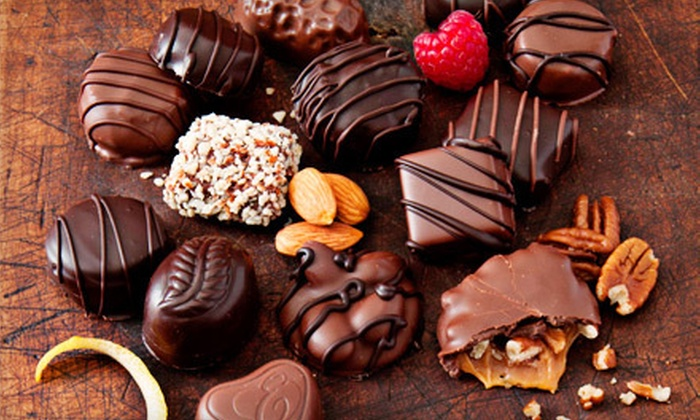 Ethel M Chocolates - Multiple Locations: $10 for $20 Worth of Gourmet Chocolate and Candy from Ethel M Chocolates