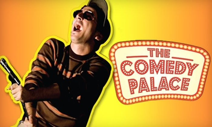 The Comedy Palace - Kearny Mesa: $18 for Two VIP Tickets at The Comedy Palace ($50 Value)