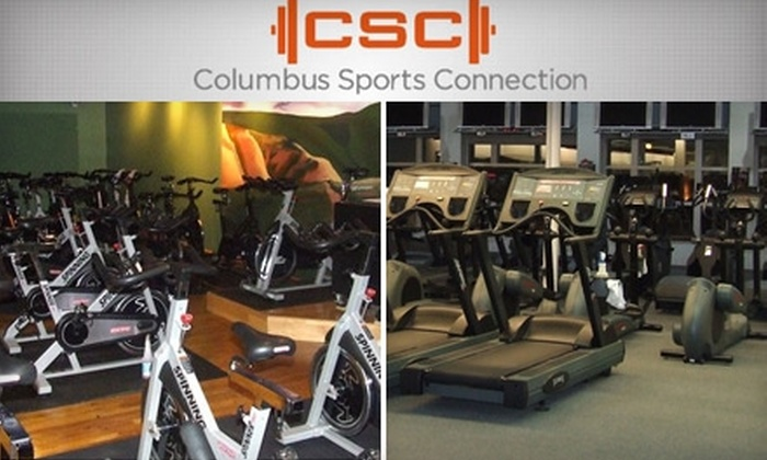 Columbus Sports Connection - Indian Springs: $39 for a 60-Day Membership and 30-Minute Personal-Training Session at Columbus Sports Connection ($170 Value)