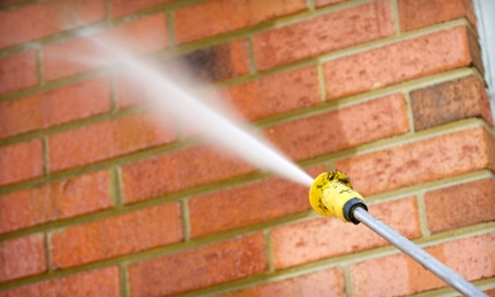 House Washing Dudes - Nicholasville: $45 for $100 Toward Cleaning Services from House Washing Dudes
