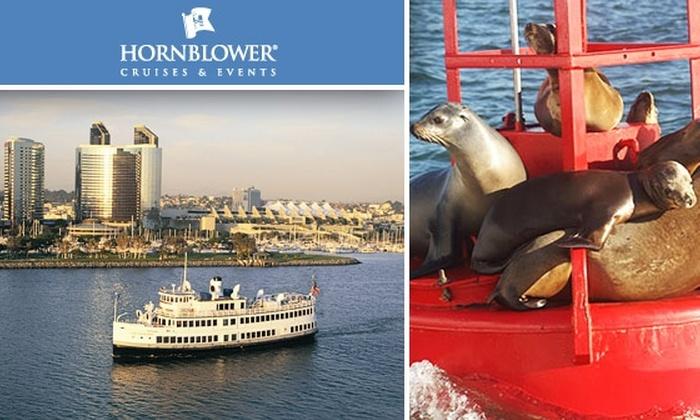Hornblower Cruises - Marina: Two-Hour Hornblower Harbor Cruise