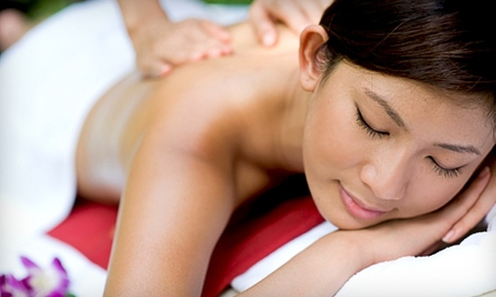 MIA's Day Spa - Matheson Park: Pampering Spa Services at MIA's Day Spa. Choose From Three Options.