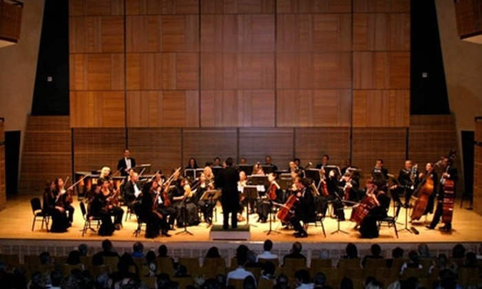 """Chamber Orchestra of New York's """"Rhapsodic Themes"""" - Upper West Side: $20 to See Chamber Orchestra of New York's """"Rhapsodic Themes"""" at Merkin Concert Hall on May 10 (Up to $40 Value)"""