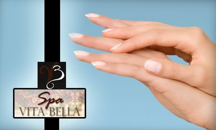 Spa Vita Bella - Fircrest: $20 for $40 Worth of Services at Spa Vita Bella in Fircrest