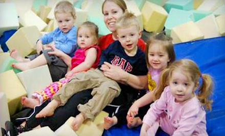 3 Passes to Bouncing With Books (a $27 value) - Twigs Kids in West Carrollton