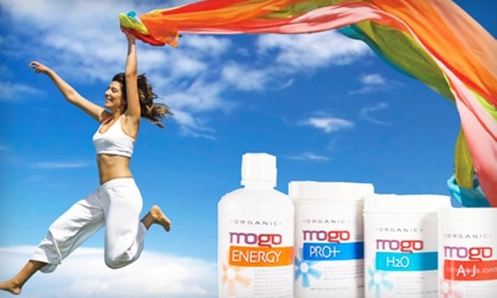Mogo Organics: $20 for $40 Worth of Natural Health Products, Plus $10 Toward Shipping, from Mogo Organics
