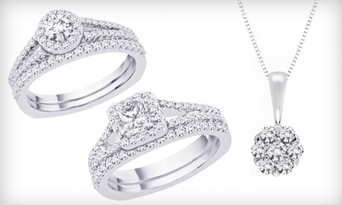 Adler's Jewelers - Brentwood: Engagement Ring, Pendant Necklace, or Other Fine Jewelry at Adler's Jewelers (Half Off)